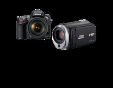 Fotografia - Videocamere